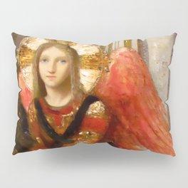 "Gustav Moreau ""King David"" (detail) Pillow Sham"