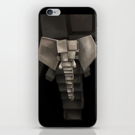 Elephant² iPhone Skin