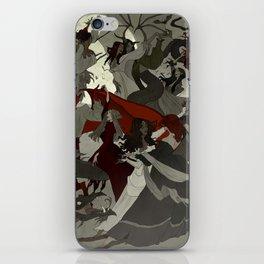 Hexennacht iPhone Skin