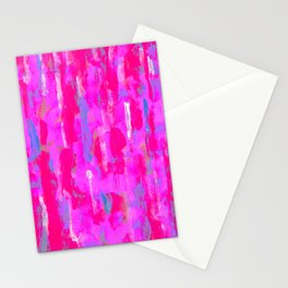 Vibrant Pink Stationery Cards