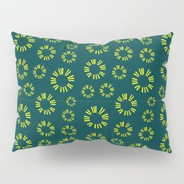Musical repeating pattern No.6, Collection No.1 Pillow Sham