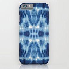 Tie Dye Blues Twos iPhone 6 Slim Case