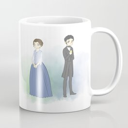 Margaret and John Thornton in Love Coffee Mug