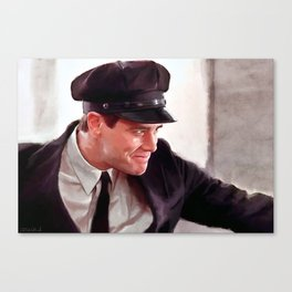 How About A Hug - Jim Carrey In Dumb And Dumber Canvas Print