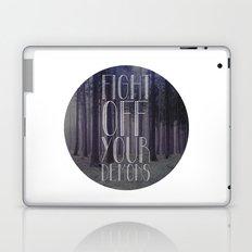 fght ff yr dmns II Laptop & iPad Skin