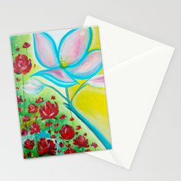 It's 3, 2, 1  Me! Stationery Cards