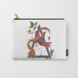 Phoenix Rising - The Alchemy of Fire Carry-All Pouch