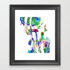 Germinate Framed Art Print