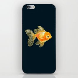 Fishie iPhone Skin