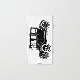 Old car 2 Hand & Bath Towel