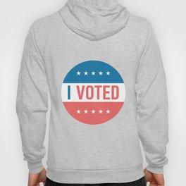 I voted sticker #society6 #decor #buyart #artprint Hoody