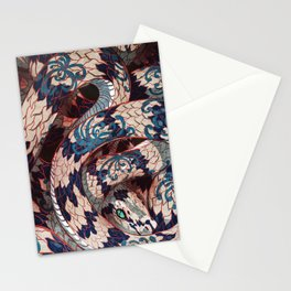 Year of the Snake Stationery Cards