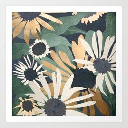 Flowers 10 Art Print