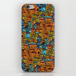 Commune Labyrinths iPhone Skin