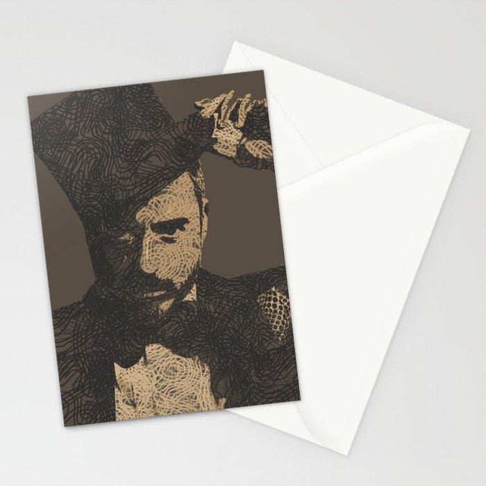 Mystery Unraveled  Stationery Cards