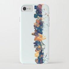 Madison Wisconsin Skyline Slim Case iPhone 7