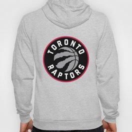 Raptors Logo Hoody