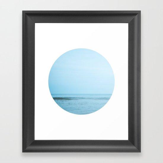 Nautical Porthole Study No.2 Framed Art Print