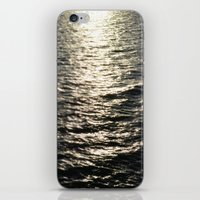 uncharted iPhone & iPod Skins featuring Hope and Fear by RichCaspian