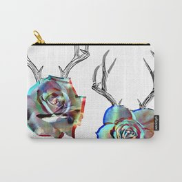 TROPHIES AND ROSES Carry-All Pouch