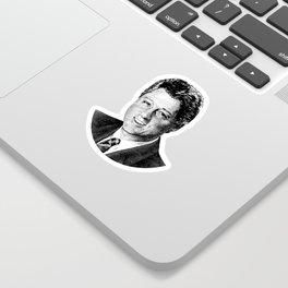 President Bill Clinton Graphic Sticker