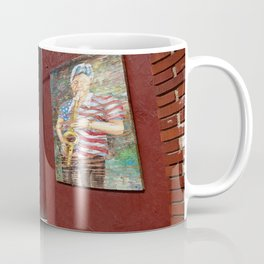 It's Still Art. Play some blues... Coffee Mug