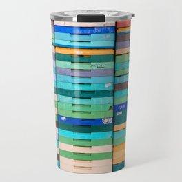 Produce Crates Travel Mug