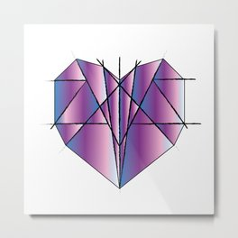 This heart of mine Metal Print