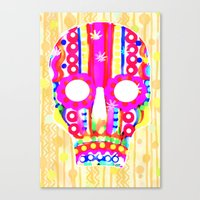 equality Canvas Prints featuring Equality by AKIKO