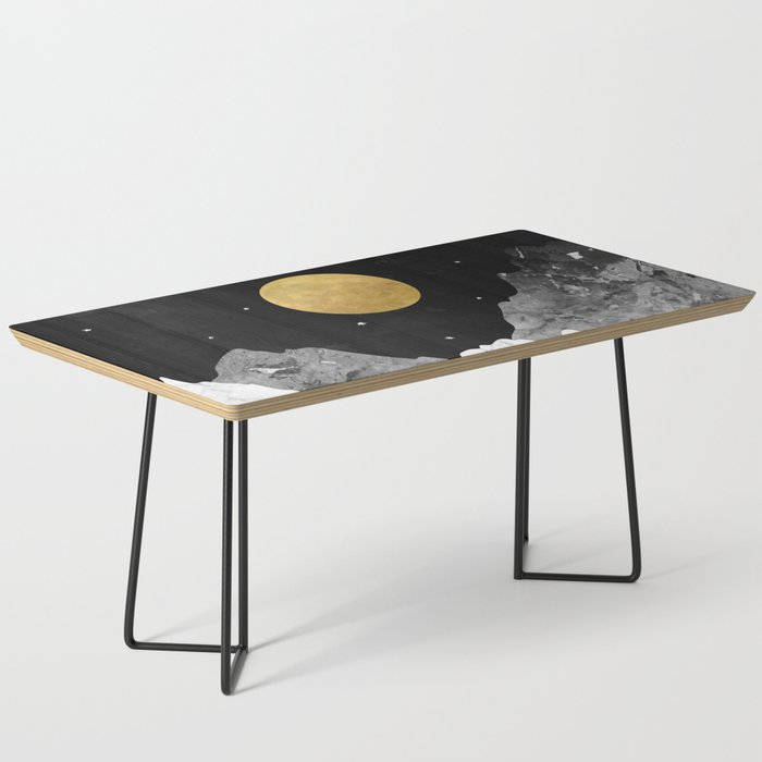 Moon and Stars Coffee Table