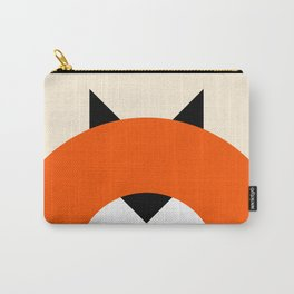 A Most Minimalist Fox Carry-All Pouch