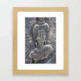 Angkor Wat Framed Art Print