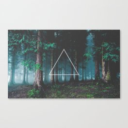 Forest of Wisdom Canvas Print