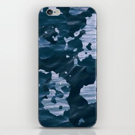 Surfing Camouflage #6 iPhone Skin