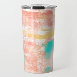 PEACH DELIGHT Travel Mug