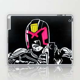 Marked for justice Laptop & iPad Skin