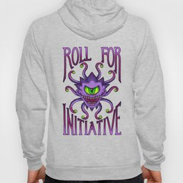 Roll for Initiative - Pink Hoody