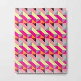 Pattern1 Metal Print