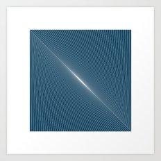 #254 Dawn – Geometry Daily Art Print
