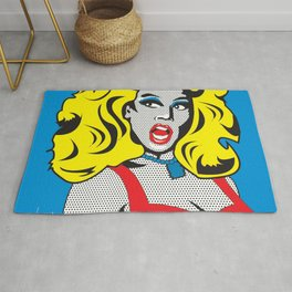RuPaul | Pop Art Rug