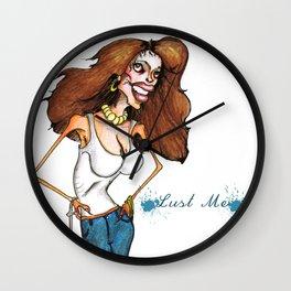 Real Monster II Wall Clock