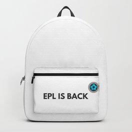 EPL is back Backpack