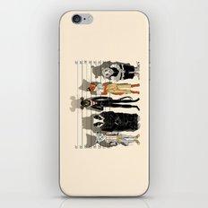 Unusual Suspects iPhone & iPod Skin