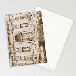 Fontana di Trevi Stationery Cards