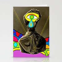 dancer Stationery Cards featuring Dancer by Joe Pansa
