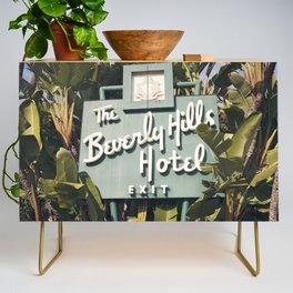 Beverly Hills Hotel Credenza
