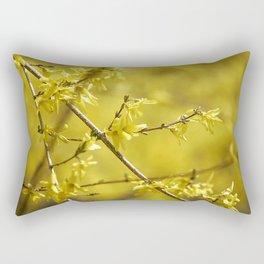 forsythia Rectangular Pillow