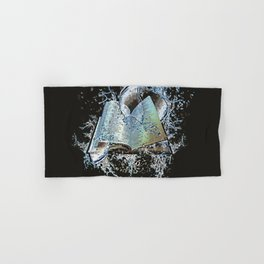 jesus Hand & Bath Towel
