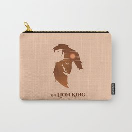 The Lion King Minimalistic Carry-All Pouch