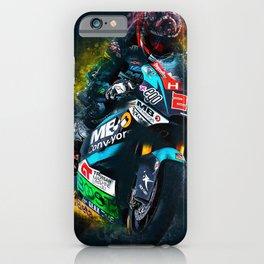 Fabio Quartararo iPhone Case